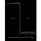 Illusionary Departures by JC Sum